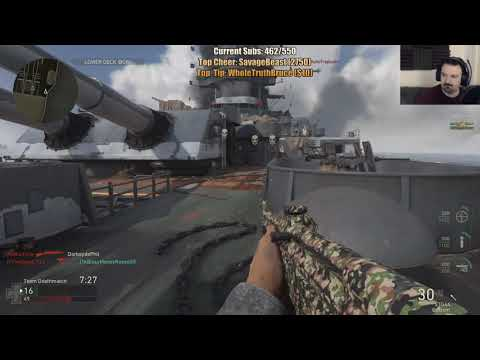 COD WW II MY BEST SESSION EVER! pt33