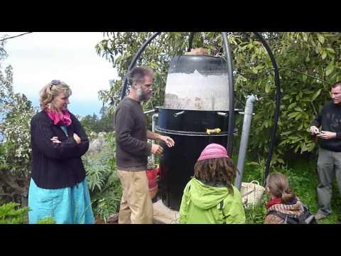 Finca Autarca   Biogas erzeugen