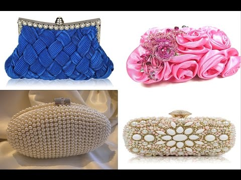 Indian bridal clutches| Traditional Clutches| Indian Clutch Bags.