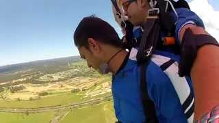 Pramod Rathod Skydive