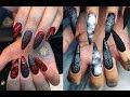 Download Video Download Halloween Nail Art Tutorial  Compilation / Tutorial de Unhas Para o Halloween Compilado 2018 3GP MP4 FLV