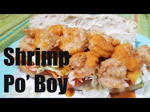 Shrimp Po Boy Recipe
