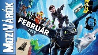 FebruÁr (2019) Mozivárók - Így Neveld A Lego Kalandod Oscar Alatt