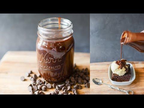 Hot Fudge Ice Cream Sauce Recipe