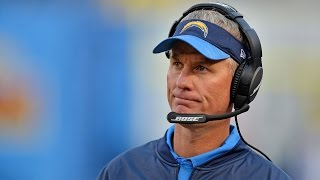 NFL Monday QB: Chargers fire Mike McCoy