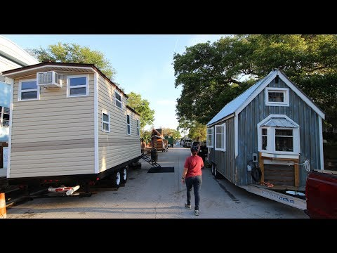 Tiny House Festival Attracts Thousands to St Pete Ecovillage Pt 1