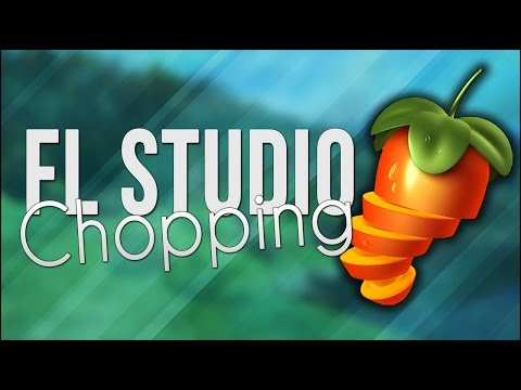 MAKE SAMPLE CHOP BEATS - How to use FL Studio as MPC [FL Studio 12]
