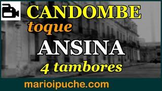 🎧 Candombe - Toque Ansina - 1996