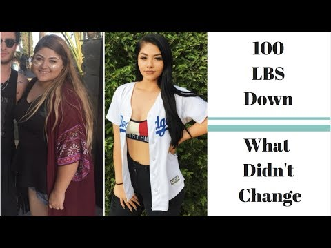 6 Things That Never Changed After I Lost 100LBS