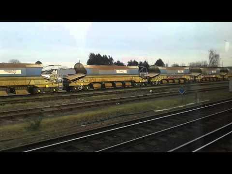 SWT 450569/450011 Southampton Central - London Waterloo, SWML, 29/02/16 Part 1