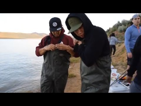 CRAWFISHING | STRAWBERRY RESERVOIR