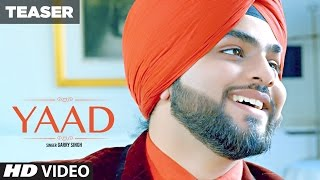 Yaad Song Teaser | Garry Singh | Releasing Soon