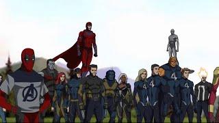 Avengers 4: Avengers Assemble (Animated Trailer)