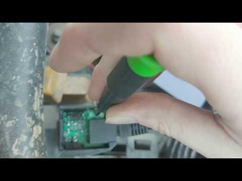 Renix Engine Monitor II Fan Adapter Install
