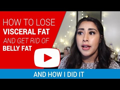 How to Get Rid of Visceral Fat Fast, How to Reduce Visceral Fat