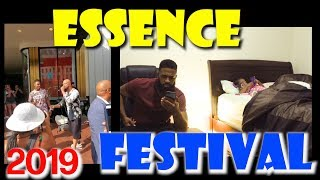 Common's 2019 Essence Festival Performance | Bearded Daddy Vlog Life Ep 108