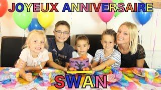 ♡• SWAN NOUS A INVITÉ À SON ANNIVERSAIRE •♡