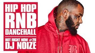 🔥 Hot Right Now #28  Urban Club Mix September 2018   New Hip Hop R&B Rap Dancehall SongsDJ Noize