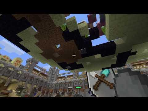 Minecraft PS4 Edition: Snowballs!