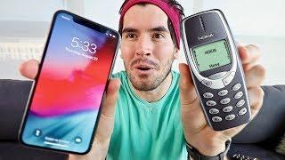 Así era MI PRIMER TELEFONO !!     (De Hace 20 años)