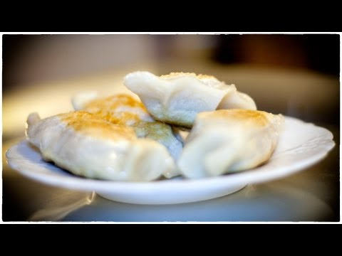 Meat Pierogies - Pierogi z Miesem - Ania's Polish Food Recipe #40