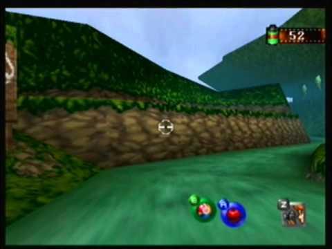 Pokemon Snap 100% - River