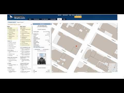 Property information and data provider - PropertyShark.com
