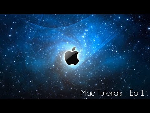 Mac Tutorial: Ep 1 - How to get your hidden library folder to show