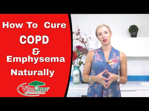 Emphysema : COPD : How to Treat Emphysema : Natural Remedies for COPD - VitaLife Show Episode 198