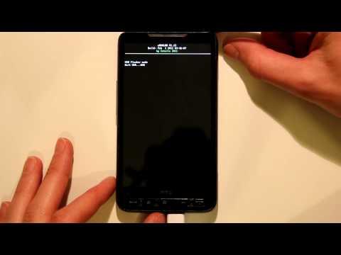 How To Install Android 4.4.4 on HTC HD2 Tutorial DataOnEXT 2015 Jak zainstalować 4.4.4 Kitkat