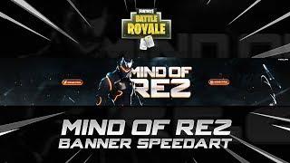 Free Fortnite Battle Royale Banner Template