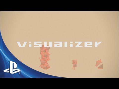 Visualizer App on PS3