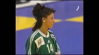 Női Kézilabda Európa Bajnokság , 1998,Hollandia,Amszterdam, Magyarország-Ausztria Bronzmérkőzés