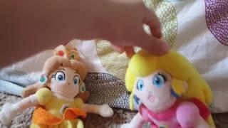 Espio and Rouge Plush Toys
