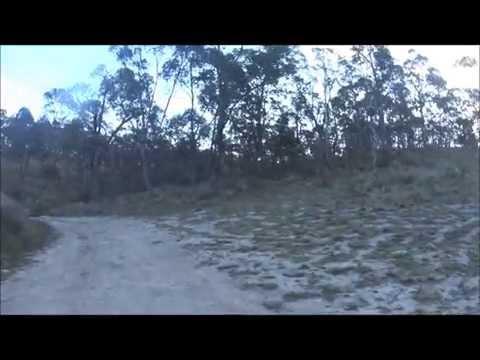 4x4 trip - Lake Lyell NSW