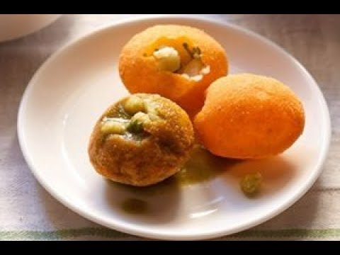 Recipe of Pani puri मराठी Best Tasty Homemade Golgappe
