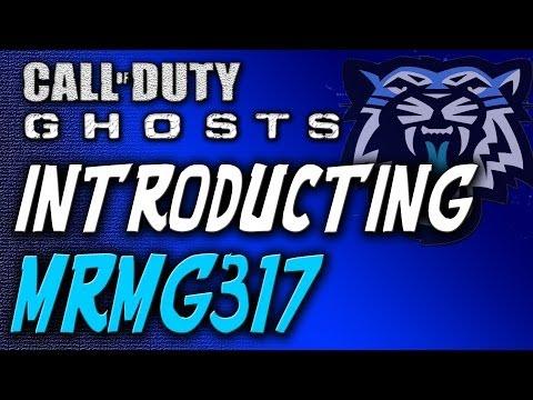 Introducing MRMG317! (CoD Ghost Remington R5 KEM Strike Gameplay)
