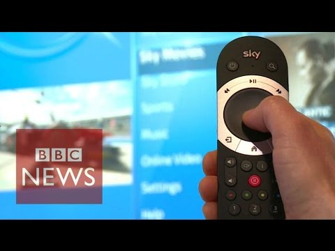 First look at new Sky Q service - BBC News