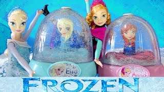 1 Frozen Elsa Glitter Globe and 1 Frozen Anna Glitter Globe and 1 Frozen Olaf Glitter Globe. These 3 Glitter Snow Domes are a fun Disney Toy which involves how to paint Elsa, Anna and Olaf with paint included in the box and extra paint and brush. Hours of fun for the kids and a great memory to keep of your favourite Disney Princesses and Snowman Olaf.  These are similar to Glitzi Globes but these are Disney branded, much much bigger in size and the moulds needs to be painted. Make your own Frozen designs!  ★ More Videos ★  Glitzi Globes Disney Princess Snow White & Rapunzel Playset ★ How to make Glitter Glitzy Globe http://youtu.be/rHpYaJi5zbI  Glitzy Globes Playset Jewellery How-To make Glitzi Globes Jewlery for Barbie http://youtu.be/ZT8ThCaPbzI  Surprise Eggs Toys Glitzy Globes, Lalaloopsy, Filly Princess, Kachooz, Moshi Monsters http://youtu.be/9dMovnawURQ  Frozen Elsa SHOPPING Surprise Toys Frozen Lollipop Gems Shopkins Barbie Shoes Bags Necklaces http://youtu.be/Ypo0ZJd11DI  Elsa and Barbie build Olaf the Snowman and make Frozen PlayDoh Ice Cream Cone for Olaf  http://youtu.be/dlBtvkRHfrI  Surprise Egg Toys Glitzy Globes, Lalaloopsy, Filly Princess, Kachooz,  Barbie http://youtu.be/OqbR3lagT3k  Barbie Cinderella Rapunzel Surprise Eggs Toys 2 Disney Princess Kinder Surprise http://youtu.be/CNqKtfIpDI0  Color Changer Cars Toys NEW Hot Wheels Monster Trucks ★ http://youtu.be/_9ev_pBLHCM   Music from YouTube