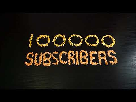 FOODVEDAM-100000 Subscribers.Thank you so much for my dear Subscribers & Viewers