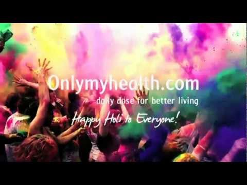 Skin and Hair Safety Tips During Holi - Onlymyhealth.com
