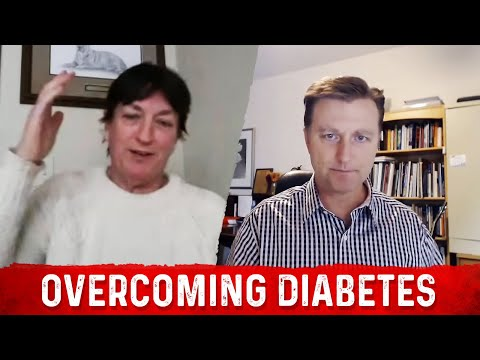 Overcoming Diabetes: Interesting Case Study - with Dr. Eric Berg DC