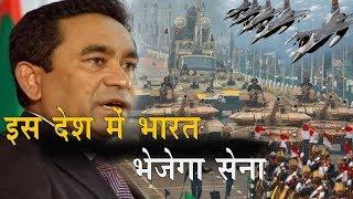 Indian army बड़ी तादाद में जा सकती है ये देश,गृहयुद्ध जैसी है हालात,लेकिन चीन से बढ़ सकती है टेंशन