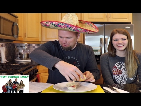 Exact Instructions Challenge - Kids Instructions for a Hoagie Sandwich / That YouTub3 Family