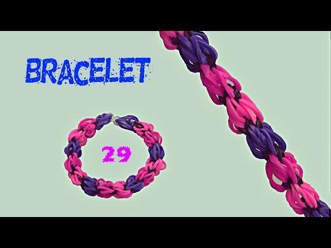 rainbow loom bracelet 29