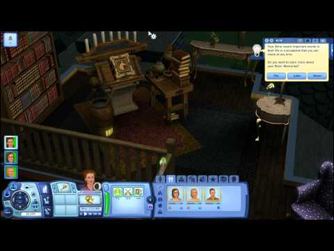 The Sims 3 Guide: Witches