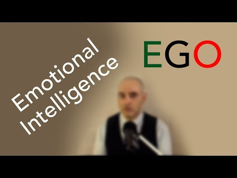Emotional Intelligence and Ego