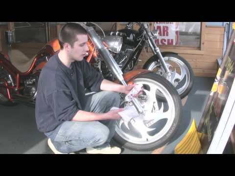 Auto Detailing : Cleaning Aluminum Rims