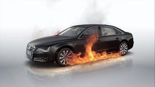 Audi A8 L Security Gadgets || Most Secure Audi Ever