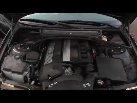 How to add oil BMW 325i
